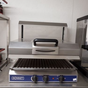 BONNET ELECTRIC RISE AND FALL SALAMANDER GRILL