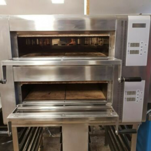"""DOUBLE DECK PIZZA OVEN - 12X12"""""""